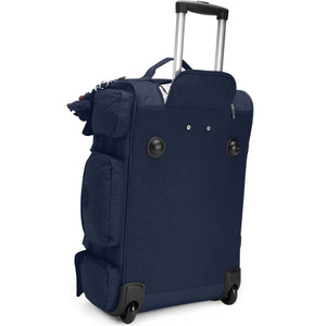 Kipling Discover Small Carry On Rolling Duffel - Lexington Luggage