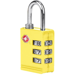 Travelon TSA Accepted Luggage Lock - Lexington Luggage