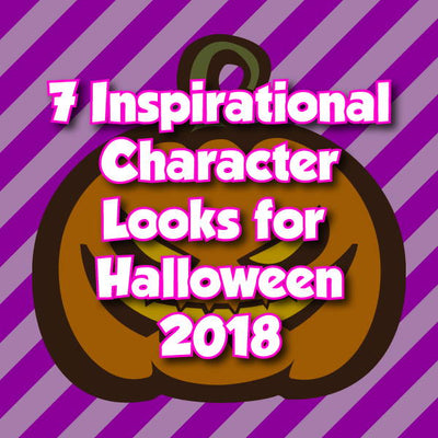 7 Inspirational Character Looks for Halloween 2018
