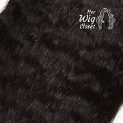 Relaxed Straight Human Virgin Hair Unprocessed Brazilian Straight