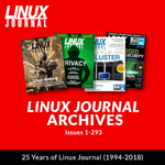 1994 - 2018 Linux Journal Archive ISO