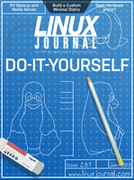 June 2018 Issue of Linux Journal