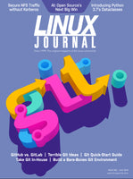 July 2018 Issue of Linux Journal