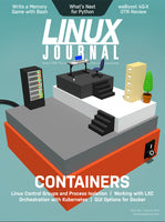 August 2018 Issue of Linux Journal