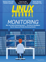 November 2018 Issue of Linux Journal