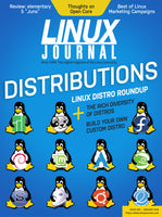 January 2019 Issue of Linux Journal