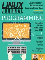 October 2017 issue of Linux Journal