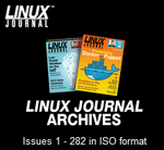 1994 - 2017 Linux Journal Archive ISO