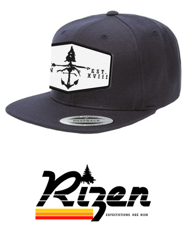 Rizen Gear 7 Panel SnapBack