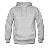 Men's Eco Hoodie - heather gray