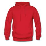 Men's Eco Hoodie - red