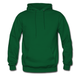 Men's Eco Hoodie - forest green