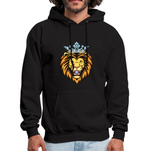 Men's Lion King Hoodie - black