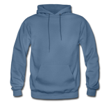 Men's Eco Hoodie - denim blue