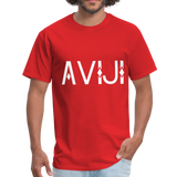 Men's Aviji T-Shirt - red
