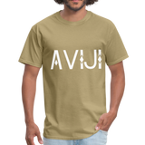 Men's Aviji T-Shirt - khaki