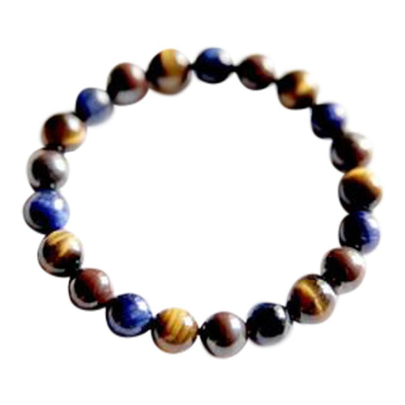 Blue Tiger Eye, Tiger Iron & Tiger Eye