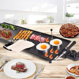 Electric Teppanyaki Table Top Griddle