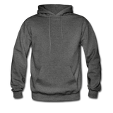 Men's Eco Hoodie - charcoal gray