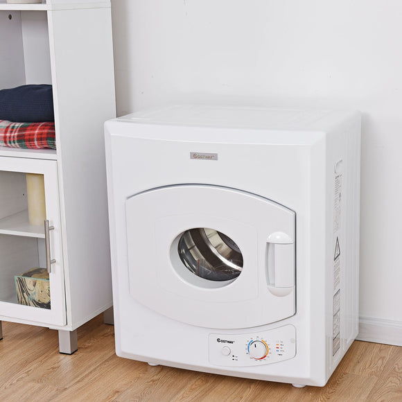 Quiet Compact Laundry Dryer