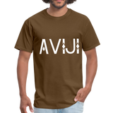 Men's Aviji T-Shirt - brown