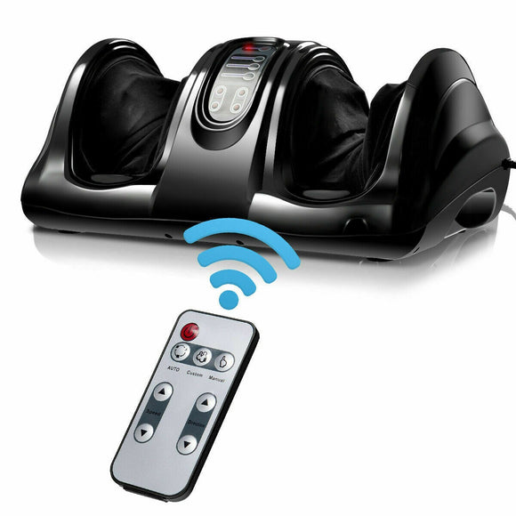 Shiatsu Foot Massager with High Intensity Rollers