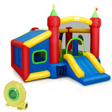 Inflatable Bounce Castle with 480W Blower