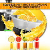 2 Speed Fruit & Vegetable Juicer