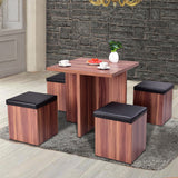 5 pcs Zen Dining Set