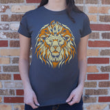Lion Spirit T-Shirt (Ladies)