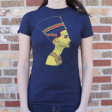 Nefertiti T-Shirt (Ladies)