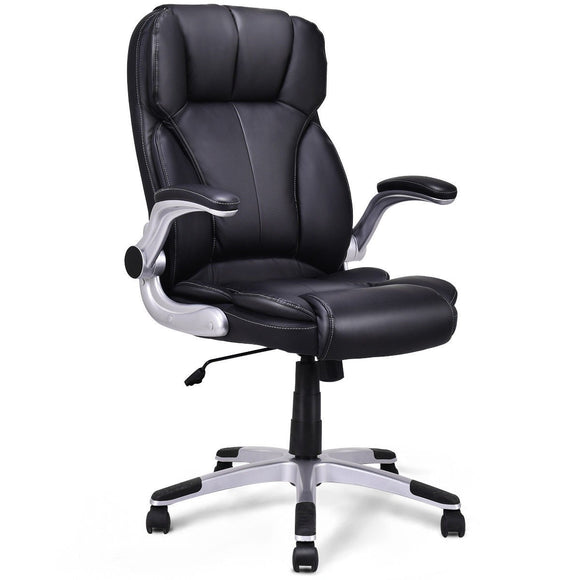 PU Leather High Back Executive Office Chair