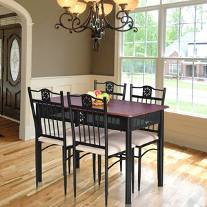Tuscano 5 pcs Dining Set