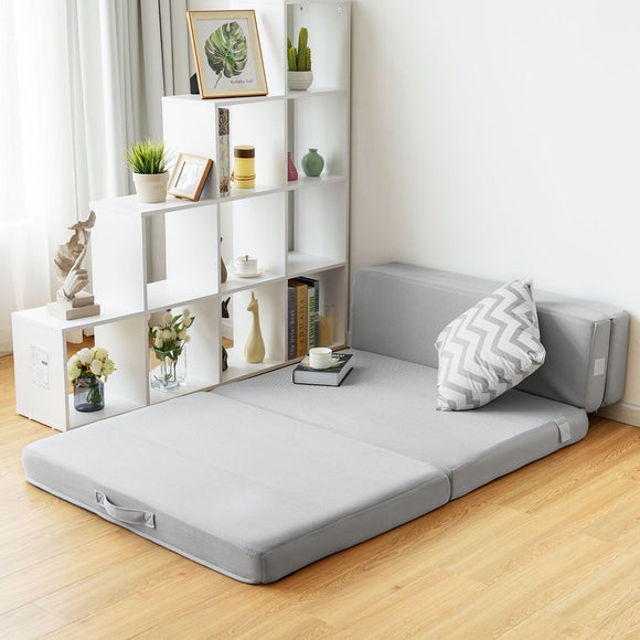 Full Size Portable Foam Mattress