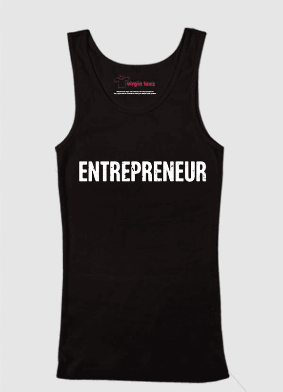 Men's Entrepreneur Tank Top