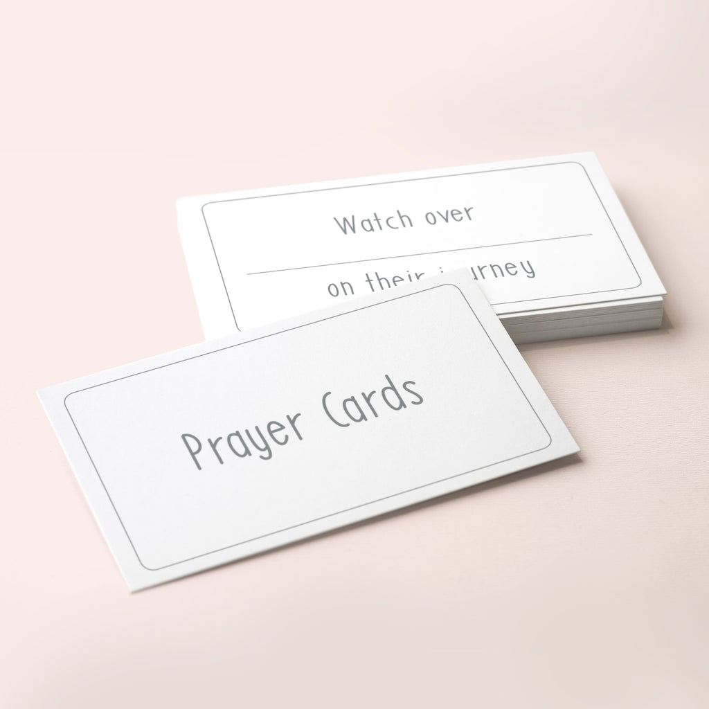 Anderson Prayer Cards