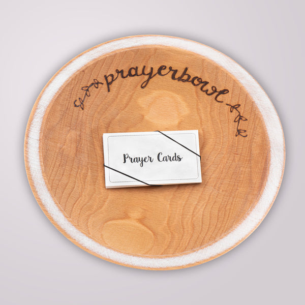 The Grace Prayer Bowl