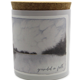 Grounded in Faith Prayer Candle