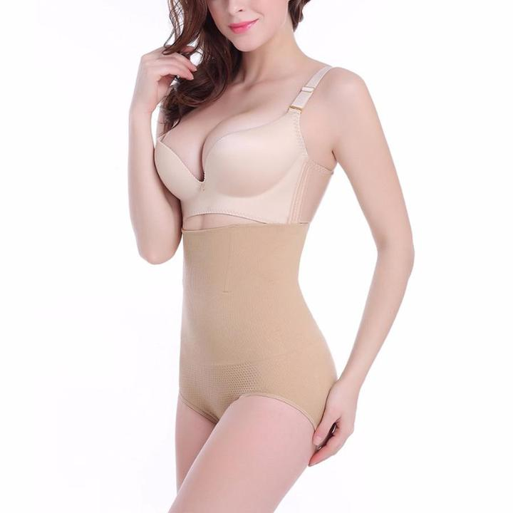 NEW IMPROVED HIGH WAIST SHAPING PANTY - WITH HOOK