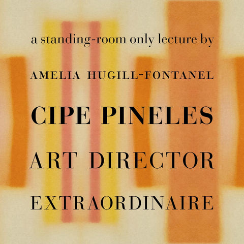 Cipe Pineles: Art Director Extraordinaire