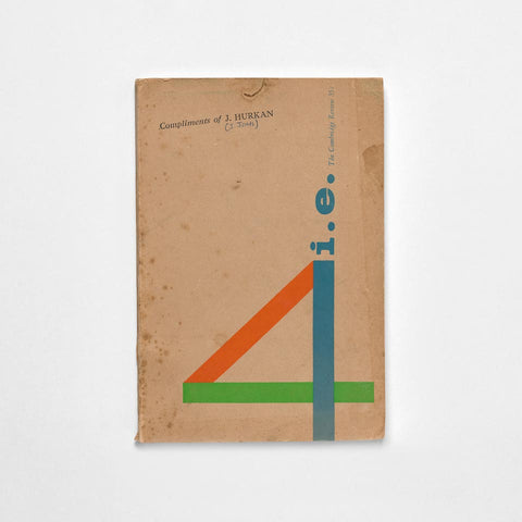 Ivan Chermayeff: Mostly Early Covers
