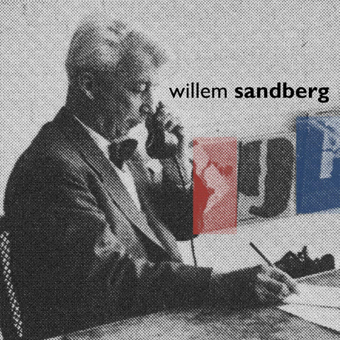Willem Sandberg: art, design and the museum