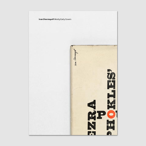 Ivan Chermayeff: Mostly Early Covers Catalogue