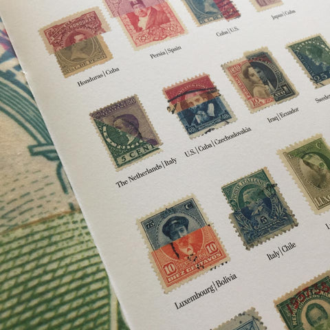 Philatelic Atrocities