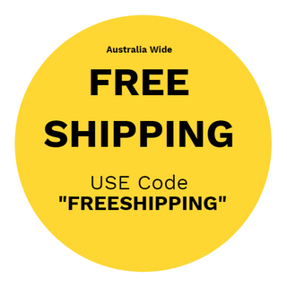 FREE SHipping on all orders australia wide