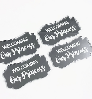 Engraved Favour Tags