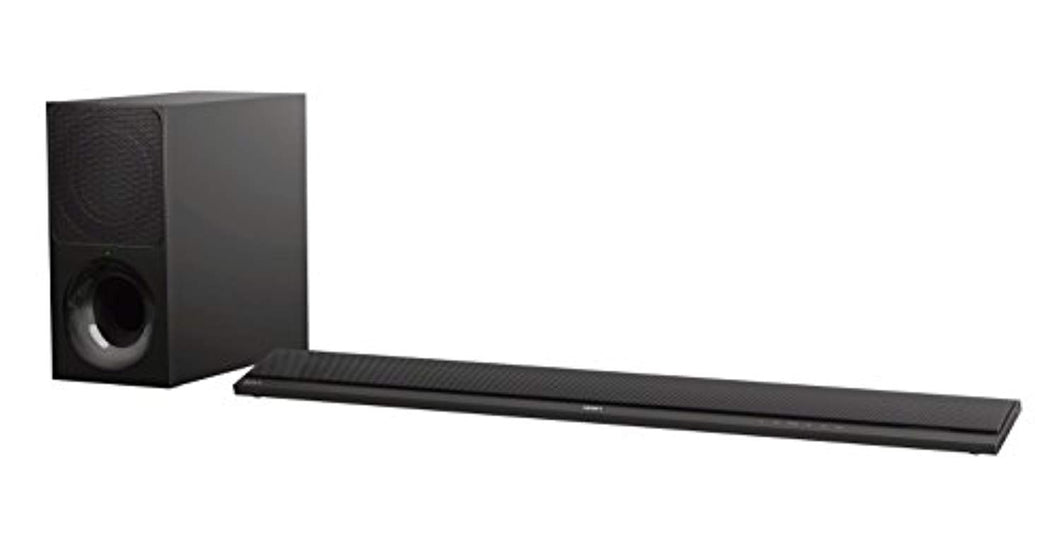 Sony CT800 Powerful Sound bar 4K HDR, Google Home Support Wireless Subwoofer (HT-CT800)