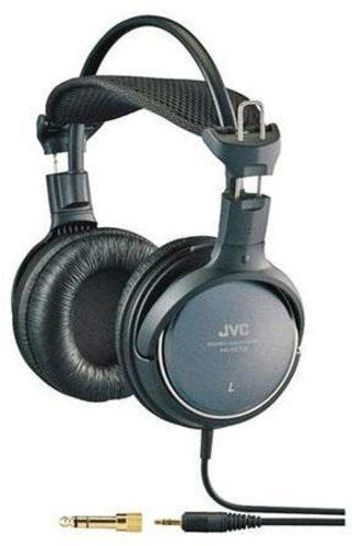 JVC HARX700 Precision Sound Full Size Headphones ( Black)