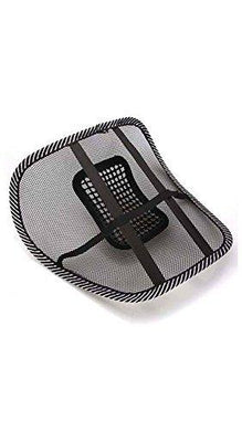 Ventilation Back Rest with Lumbar Support