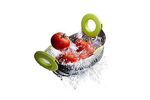 Plastic Colander Strainer, 400ml, Multicolour